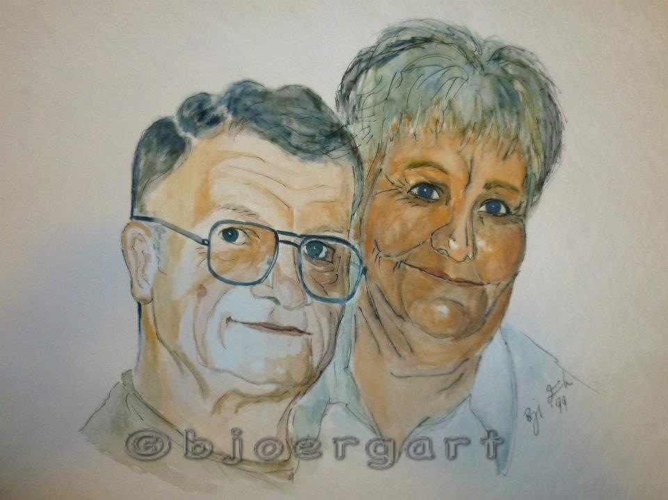 Rita & Wolfgang...