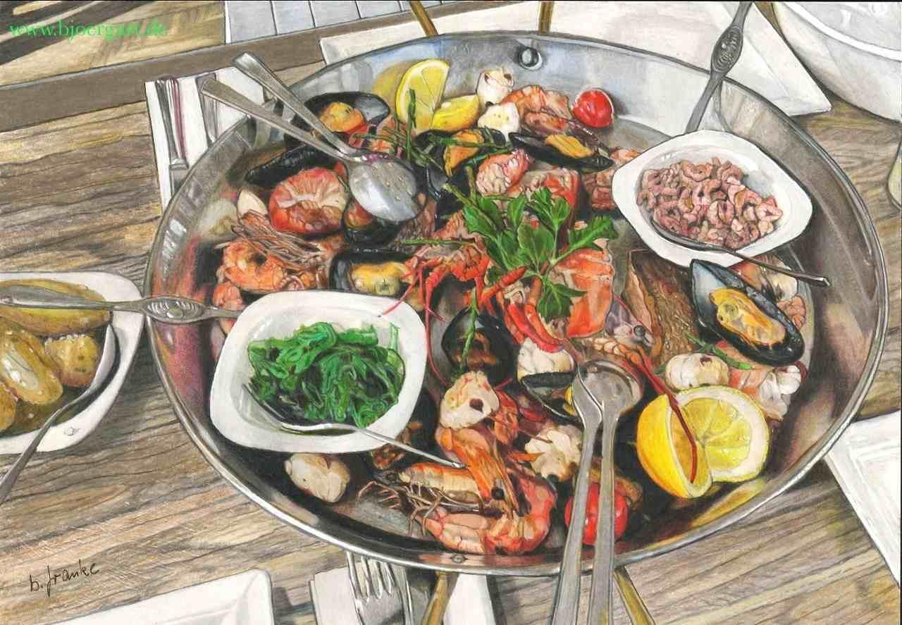 »Seafood« - bon apetit