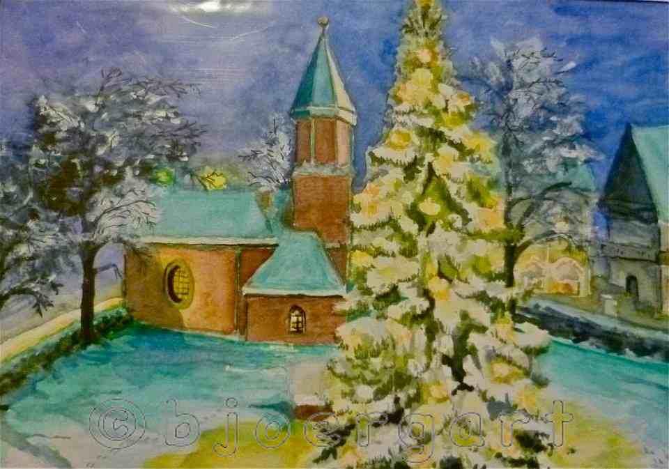 wintertime...