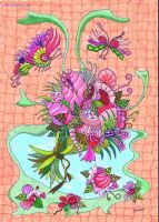 Title: CRAZY FLOWERS